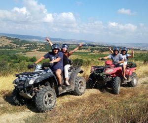 Экскурсия на Квадроциклах